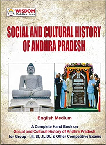 Buy Social And Cultural History of ANDHRA PRADESH [ ENGLISH MEDIUM