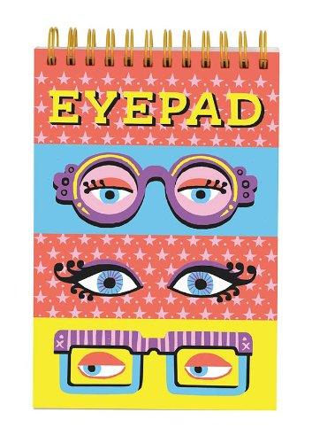 Eye Pad Lenticular Notepad PDF