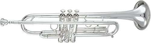 Getzen 590S-S Chrome Trumpet