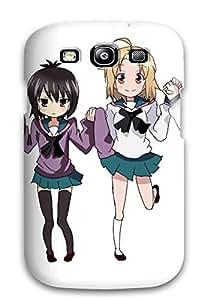 Jocelynn Trent's Shop 6907407K85887960 Case Cover, Fashionable Galaxy S3 Case - A Channel