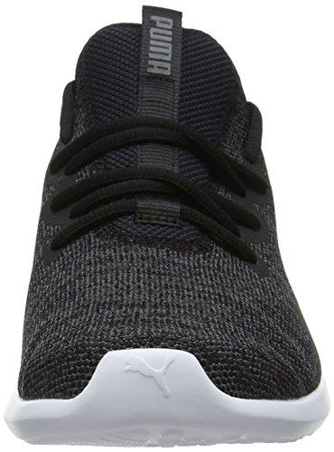 asphalt puma Puma Carson Knit Noir De Running Black 2 X Homme 01 Chaussures zP1nwZqzRx