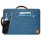Causal Laptop Bag Messenger Bag Tablet Sleeve Shoulder Bag Backpack 11.6inch to 12.5inch for Asus Chromebook Flip / Transformer 3 Pro / Chromebook 12.5 / Fujitsu STYLISTIC (Blue)