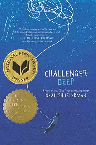 Amazon.com: Challenger Deep (9780061134142): Shusterman, Neal, Shusterman,  Brendan: Books