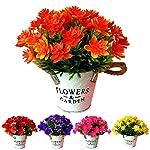 super1798-Artificial-Lotus-Flower-Simulation-Plant-Potted-Home-Table-Bonsai-Decor-Orange