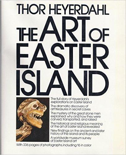 The art of Easter Island: Thor Heyerdahl: 9780385047166: Amazon ...