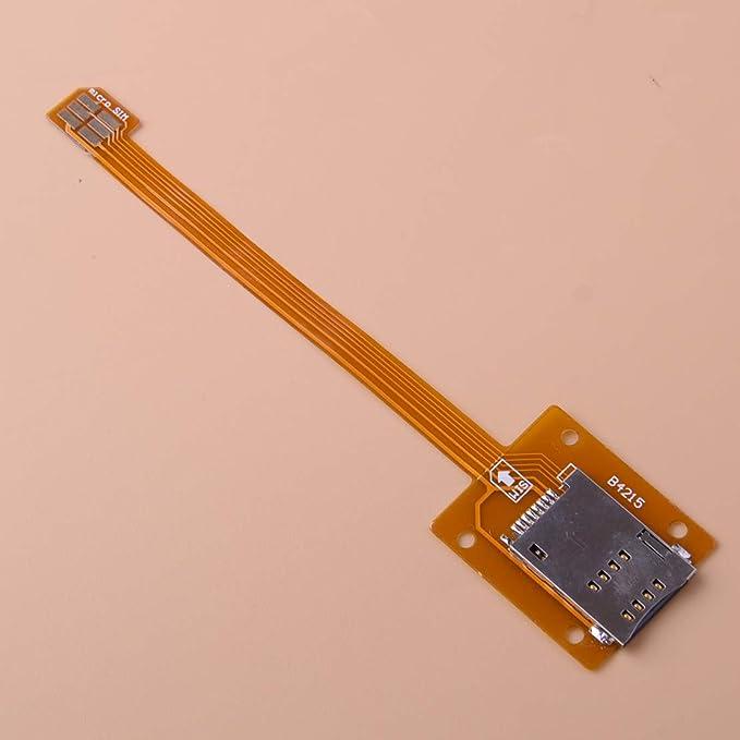 Cable alargador de tarjeta micro SIM a tarjeta SIM de 15 cm ...