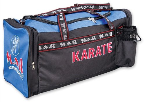 M.A.R InternationalLtd Karate Kit Bag Mixed Martial Arts Holdall Shokotan Training Supplies Shukokai Fitness Equipment Sports Bag Gym Bag Gear M.A.R International Ltd