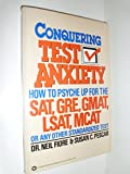 img - for Conquering Test Anxiety book / textbook / text book