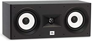 "JBL Stage 125 2-Way Dual 5.25"" Woofers 1"" Alluminum Tweeter Center Loudspeaker"