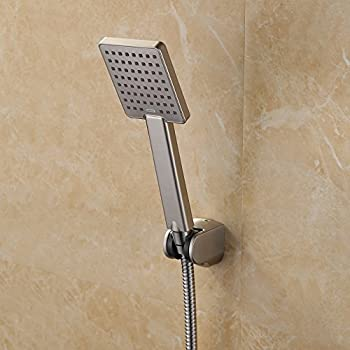 KES BRASS Handheld Shower Head with 2-Meter Long Hose and Holder ...