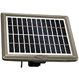 Cuddeback CuddePower Solar Kit Black