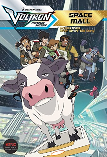 Space Mall (Voltron Legendary Defender Book - Tyler Mall Shopping