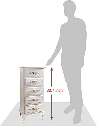 Chest of Drawers White Dressers