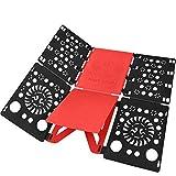 PetOde V2-Plus Shirt Folding Board t Shirts Clothes Folder Durable Plastic Laundry folders Folding Boards flipfold