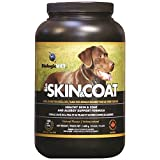 BiologicVET  BV-73SKIN and COAT1600 Natural Antihistamine Supplement for - Dogs and Cats, 1600gm (3.5-Pound) Powder-100 Day Supply for 60-Pound