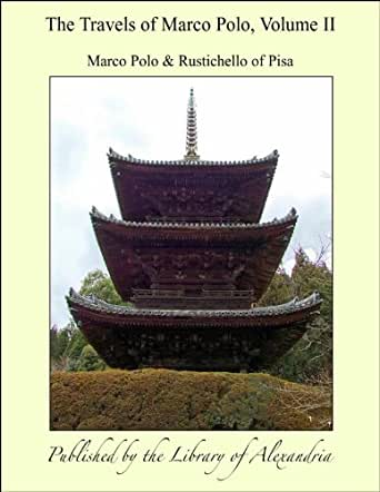 the travels of marco polo volume 2 ebook marco polo. Black Bedroom Furniture Sets. Home Design Ideas