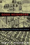 article on being a good neighbour