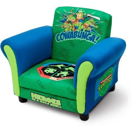 Delta Children's Products Nickelodeon Ninja Turtle Upholstered Chair