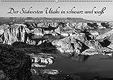 Der Südwesten Utahs in schwarz und weiß (Wandkalender 2019 DIN A2 quer): Fotos aus dem Süden Utahs (Monatskalender, 14 Seiten )
