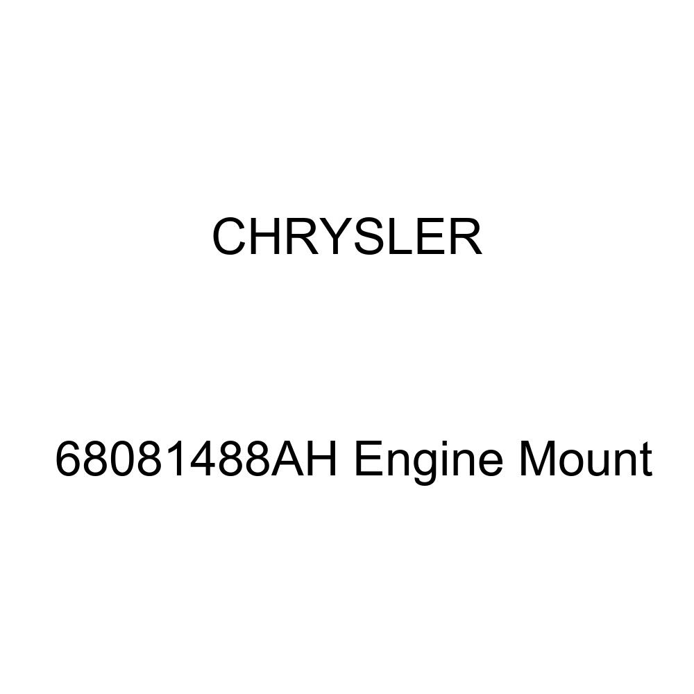 Genuine Chrysler 68081488AH Engine Mount