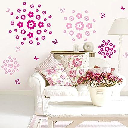 MiniWall Camera matrimoniale pareti decorate in caldi romantica ...