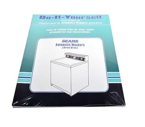 Amazon kenmore 4314044l washer repair manual home improvement kenmore 4314044l washer repair manual solutioingenieria Choice Image