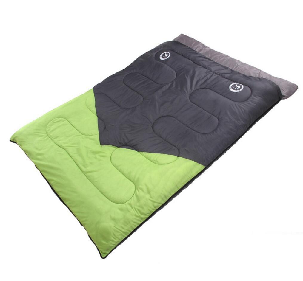 Umschlag Baumwolle Schlafsack Im Freien Mittagspause Erwachsene Drei Jahreszeiten Reisen Camping Ausrüstung