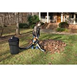 WORX 12-Amp Trivac with Metal Impeller / Blower, mulcher and vac 12 amps