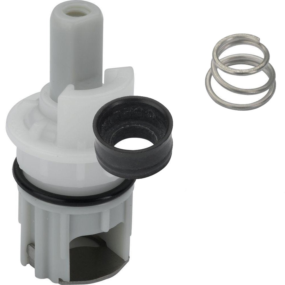 (1) Delta Stem with Washer and Spring 560392/133467 ~ P-156