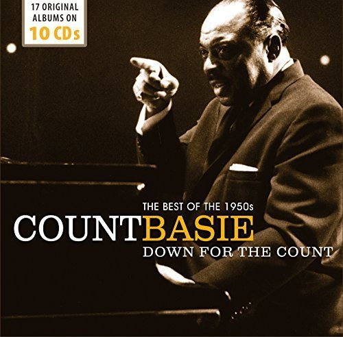 Count Basie: Down for the Count, The Best of the 1950s (Best Of Count Basie)