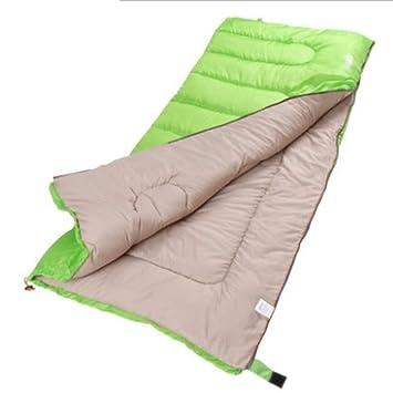 YEMO Adultos Saco de Dormir Momia,Envoltura Ultraligero Saco de compresión Sleeping Pad Ideal para