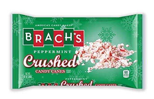 Brachs Peppermint Crushed Candy Canes, 10 Ounce