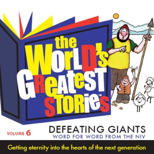 Download The World's Greatest Stories Vol. 6 - Defeating Giants NIV pdf epub