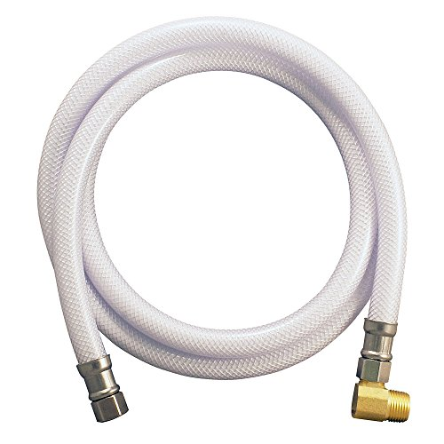 5' Washer Fill Hose - Apollo Valves AFDWF5 5-feet PVC Dishwasher Fill Hose