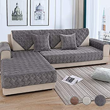 Amazon.com: TEWENE Couch Cover, Sofa Cover Couch Covers ...