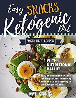 Amazon Com Ketogenic Diet Easy Snacks Keto Quick Easy Snack