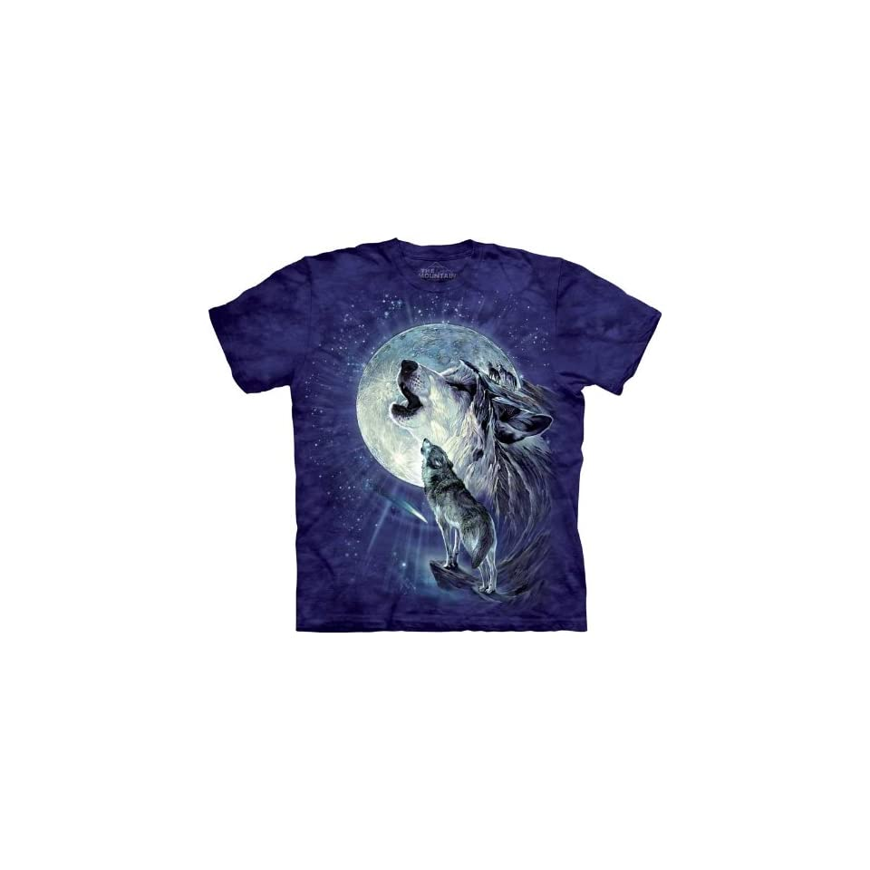 The Mountain Full Moon Gravity T Shirt   Child   Small