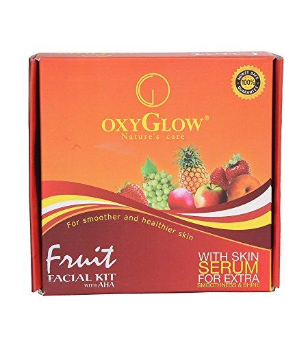 Oxyglow Fruit Facial Kit, 73g