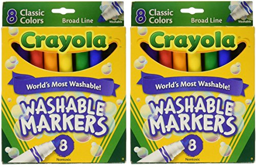 Crayola 58-7808 Washable ()