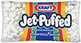 Jet Puffed Mini Marshmallows, 10 Ounce Bags (Pack of 24)
