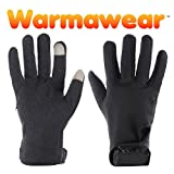 Warmawear Dual Fuel Cold Weather Battery Heated Performance Gloves - Large