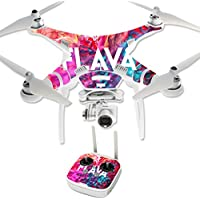 Skin For DJI Phantom 3 Professional – Flava | MightySkins Protective, Durable, and Unique Vinyl Decal wrap cover | Easy To Apply, Remove, and Change Styles | Made in the USA