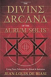 The Divine Arcana Of Aurum Solis Using Tarot Talismans For Ritual Initiation 1660 Paperback Hidden Mandala Coloring Book Inspired By Sacred
