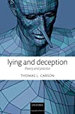 img - for Lying and Deception: Theory and Practice book / textbook / text book