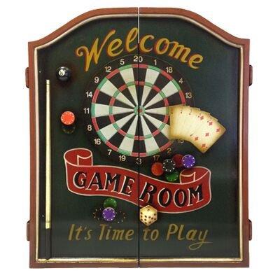 Astounding Game Room Vintage Pub Dart Cabinet Amazon Ca Toys Games Home Interior And Landscaping Dextoversignezvosmurscom