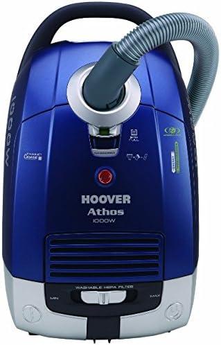 Hoover Athos 1000 W - Aspiradora (1000 W, Aspiradora cilíndrica, Secar, Bolsa para el polvo, 5 L, HEPA): Amazon.es: Hogar
