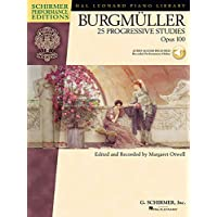 Friedrich Burgmuller: 25 Progressive Pieces (Book/Online Audio)