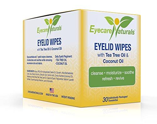 Review Eyecare Naturals Tea Tree