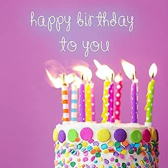 Happy Birthday To You Instrumental By Bj Sam On Amazon Music Amazon Com
