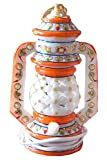 ALABASTER MARBLE Marble Lalten Lamp Decorative